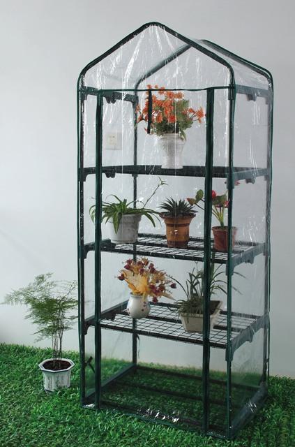 gew chshaus f r tomaten folienzelt 160x69x49cm ebay. Black Bedroom Furniture Sets. Home Design Ideas