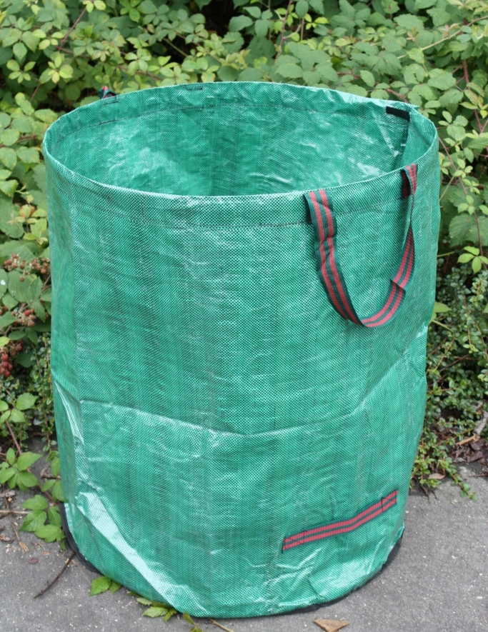 Xxl laubsack for Sac a feuilles mortes